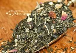 Bild von Grüner Tee Sencha Jahrtausendtee