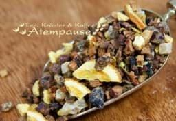 Bild von Früchtetee Apfel-/Birnengarten® Ingwer Fresh Mandarine