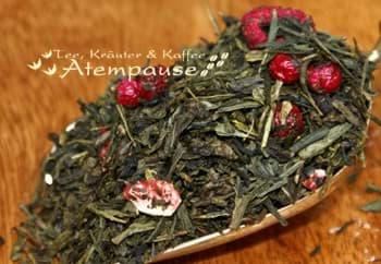 Bild von Grüner Tee Sencha Starlight