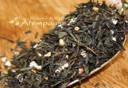 Bild von Grüner Tee Sencha Süße Versuchung
