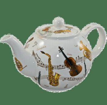 Bild von Dunoon Teapot Large Instrumental