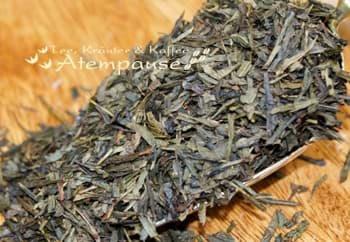 Bild von Grüner Tee Sencha Vanille
