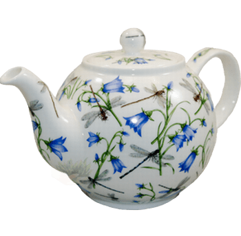 Bild von Dunoon Teapot Large Dovedale Harebell