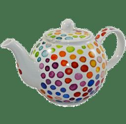 Bild von Dunoon Teapot Large Hot Spots