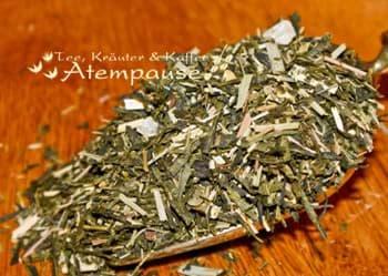 Bild von Grüner Tee Sencha Ananas Ingwer Fresh