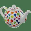 Bild von Dunoon Teapot Small Warm Hearts