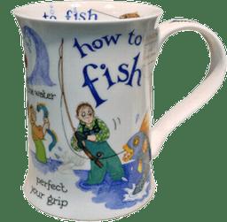 Bild von Dunoon Cotswold How to Fish