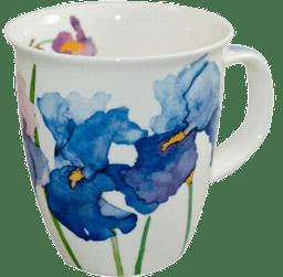 Bild von Dunoon Nevis Flora Irises
