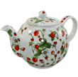 Bild von Dunoon Teapot Large Dovedale Strawberry