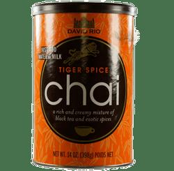 Bild von David Rio Chai Tee Tiger Spice Chai 1816g große Dose