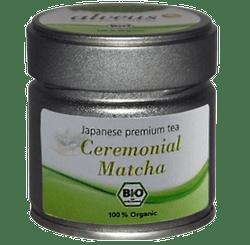 Bild von Japan Original Ceremonial Matcha Bio 30 g Dose