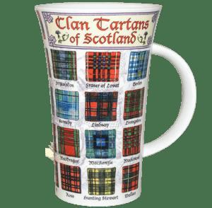 Bild von Dunoon Glencoe Clan Tartans
