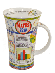 Bild von Dunoon Glencoe Maths Made Easy