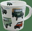 Bild von Dunoon Cairngorm Classic Collection Land Rovers, Bild 1