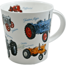 Bild von Dunoon Cairngorm Classic Collection Tractors