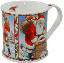 Bild von Dunoon Wessex Seasons Greetings Santa