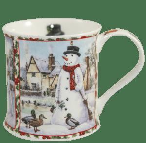 Bild von Dunoon Wessex Seasons Greetings Snowman