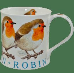 Bild von Dunoon Wessex Wild Birds II Robin
