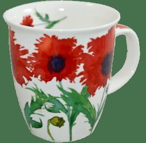 Bild von Dunoon Nevis Flora Poppies