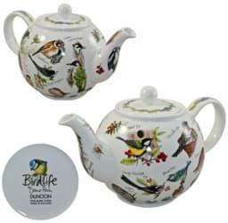 Bild von Dunoon Teapot Large Birdlife
