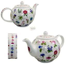Bild von Dunoon Teapot Large Florabunda