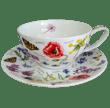 Bild von Dunoon Tea Cup & Saucer Set Wayside