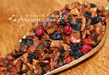 Bild von Früchtetee Birnengarten® Johannisbeer Frucht