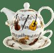 Bild von Dunoon Tea for one set Instrumental