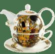 Bild von Dunoon Tea for one set Belle Epoque