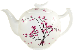 """Bild von Teekanne """"Kirschblüte"""" 1,0 Liter"""