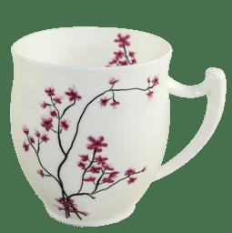 Bild von Teebecher Kirschblüte
