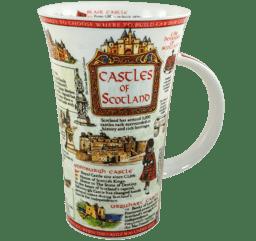Bild von Dunoon Glencoe Castles of Scotland