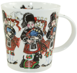 Bild von Dunoon Lomond Pipers Galore