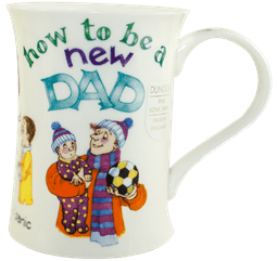 Bild von Dunoon Cotswold How to be a New Dad