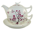 Bild von Tea for One Set Cherry Blossom, Bild 1