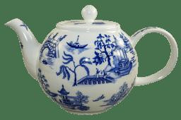 Bild von Dunoon Teapot Large Oriental Blue