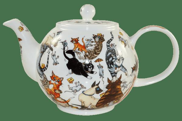 Bild von Dunoon Teapot Large Pussy Galore