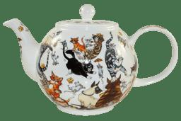 Bild von Dunoon Teapot Small Pussy Galore
