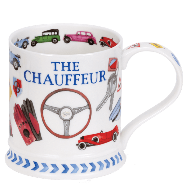 Bild von Dunoon Iona Characters The Chauffeur