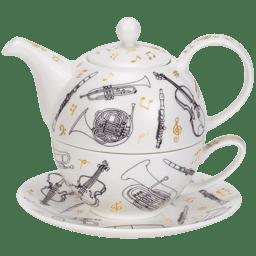 Bild von Dunoon Tea for one set Encore