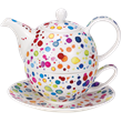 Dunoon Tea for one set Splat, Bild 1