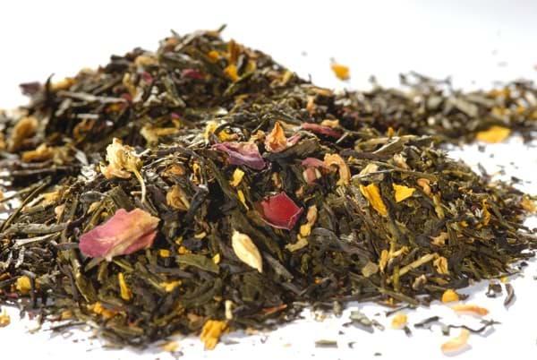 Bild von Schwarzer/Grüner Tee Einzig wahre Liebe