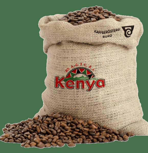 Bild von Kaffee Kenia Blue Mountain