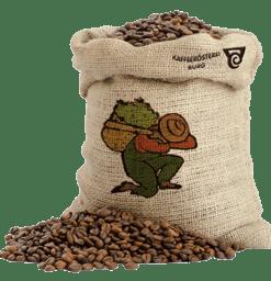 Bild von Kaffee Wiener Mischung mit echten Kakaobohnen