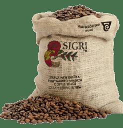 Bild von Kaffee Papua-Neuguinea Sigri