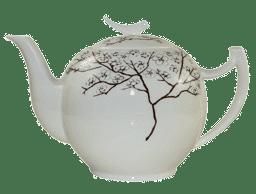 Bild von TeaLogic White Cherry Teekanne 1,0 Liter