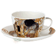 Bild von Breakfast Cup & Saucer Set Belle Epoque kiss, Bild 1