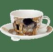 Bild von Breakfast Cup & Saucer Set Belle Epoque kiss, Bild 1