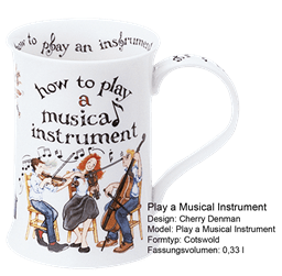 Bild von Dunoon Cotswold How to Play a Musical Instrument