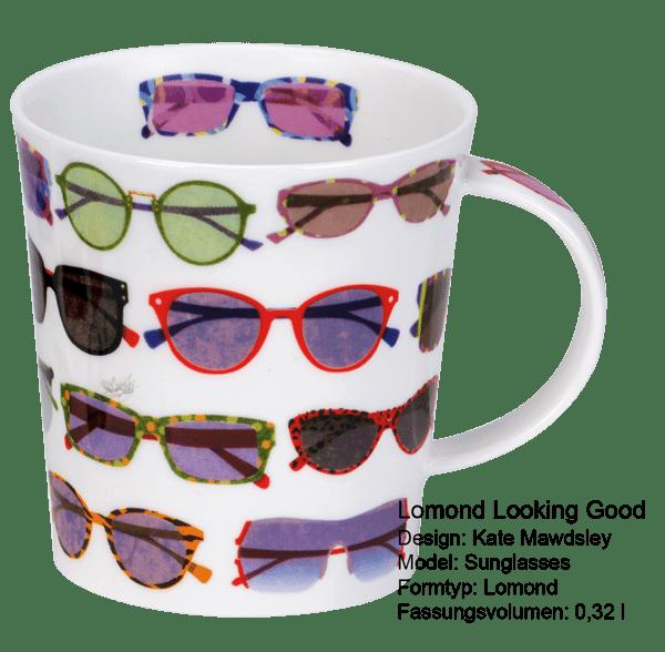 Bild von Dunoon Lomond Looking Good Sunglasses